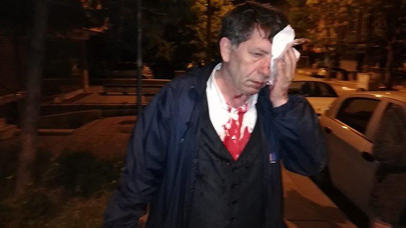 Yeniçağ yazarı Yavuz Selim Demirağ'a saldırı!
