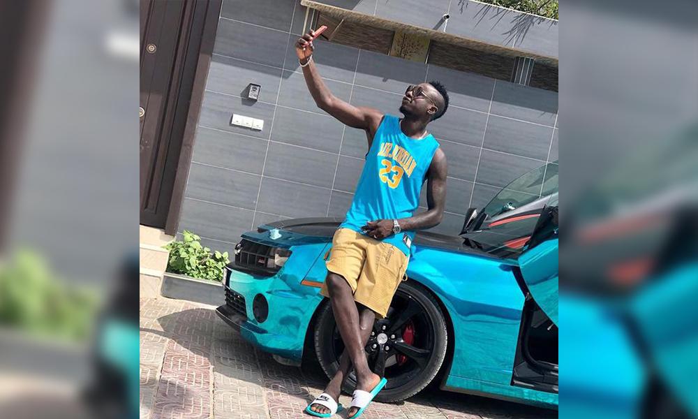 Mbaye Diagne'nin bu pozu Fatih Terim'in sabrını taşırdı