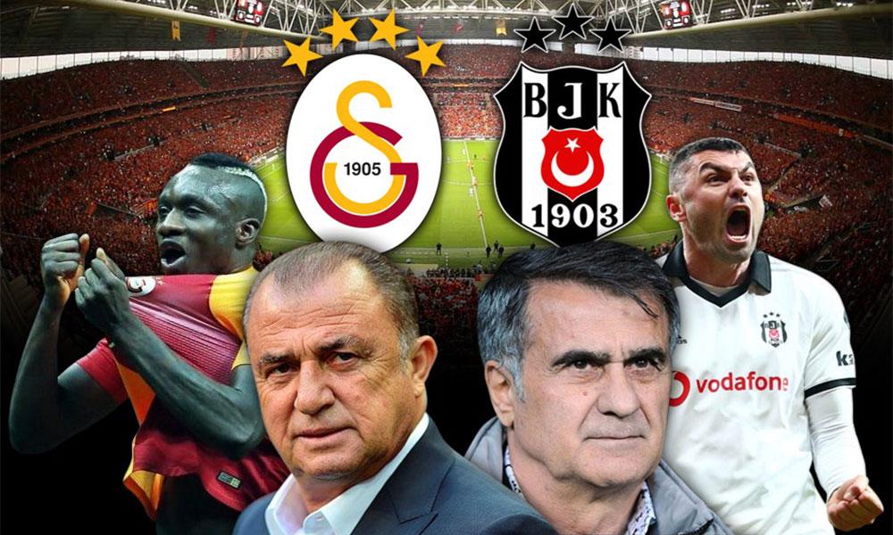 Galatasaray – Beşiktaş derbisinin en ince detaylar ve analizleri: İşte muhtemel ilk 11'ler