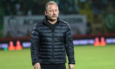 Sergen Yalçın'dan maç sonu açıklaması: 'Kazanacak bir oyun oynadığımızı düşünmüyorum'