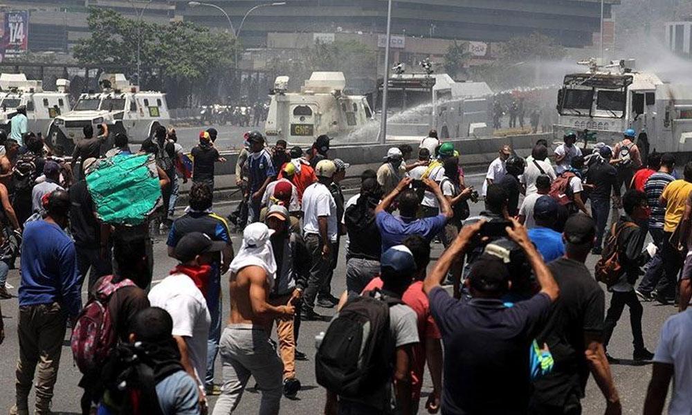 ABD ordusunun Venezuela'ya müdahale planı hazır!