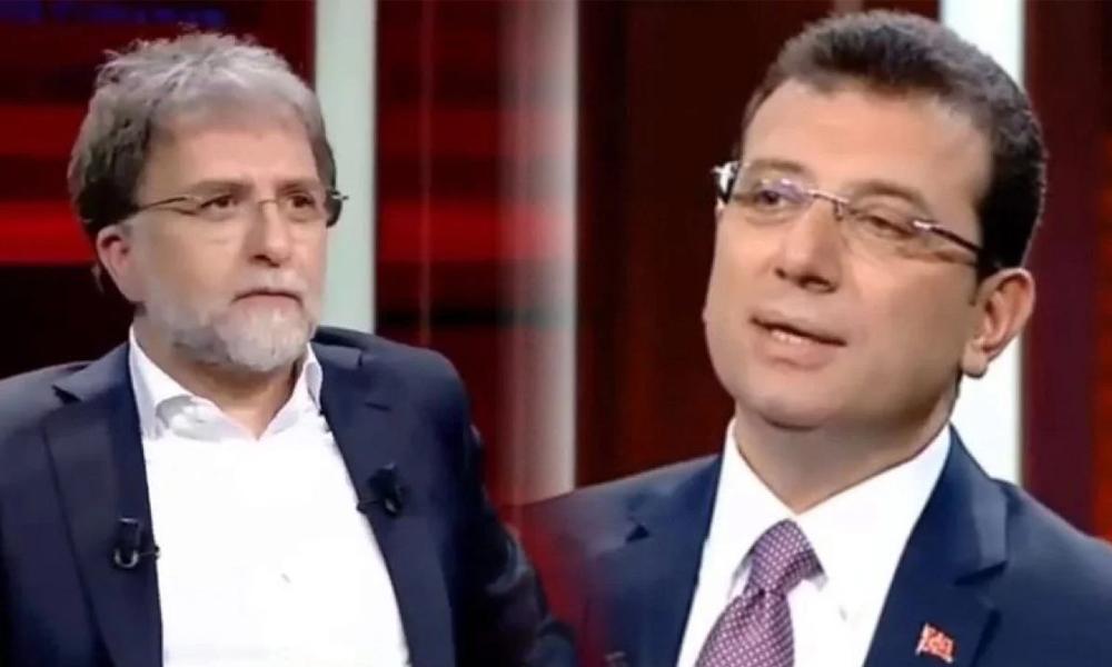 Talimatla İmamoğlu'nun yayınını kesen Ahmet Hakan'dan savunma: Yalaka değilim