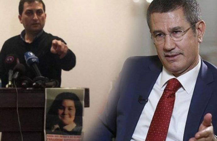 AKP'li Nurettin Canikli, Rabia Naz'ın babasına dava açtı