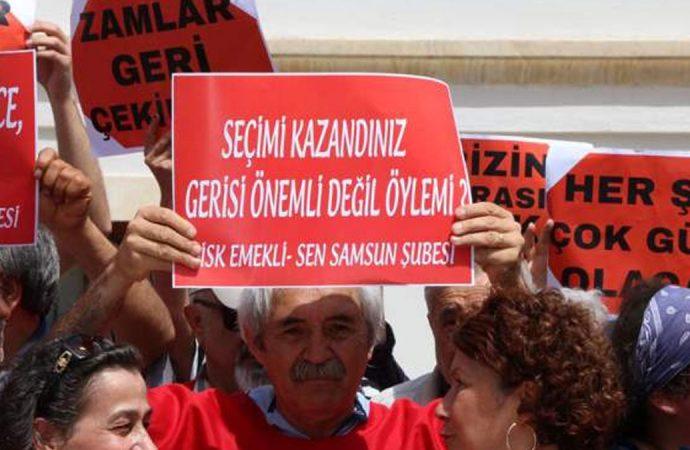 AKP suya zam yaptı, vatandaş sokağa döküldü!