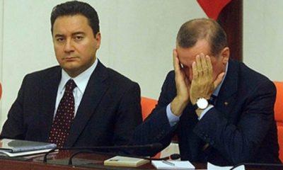 Ali Babacan erdoğan