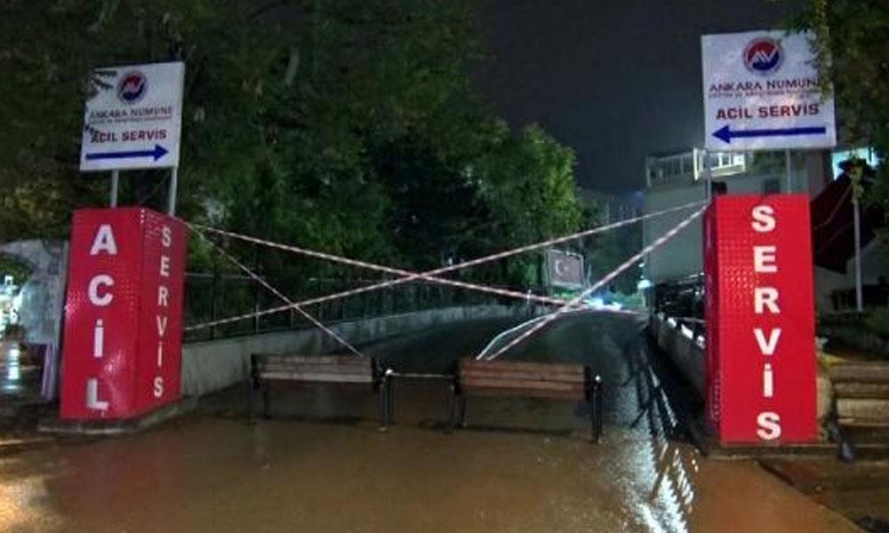 Ankara Numune Hastanesini de kapattılar!