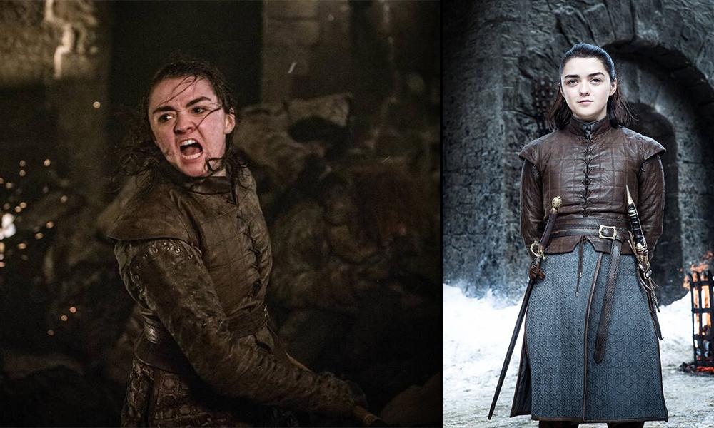 Irak Kürt Bölgesel Yönetimi Arya Stark'ı kabinede istedi