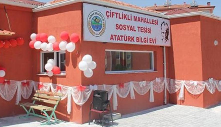 Atatürk Bilgi Evi'ni kapatan AKP'li başkandan açıklama!