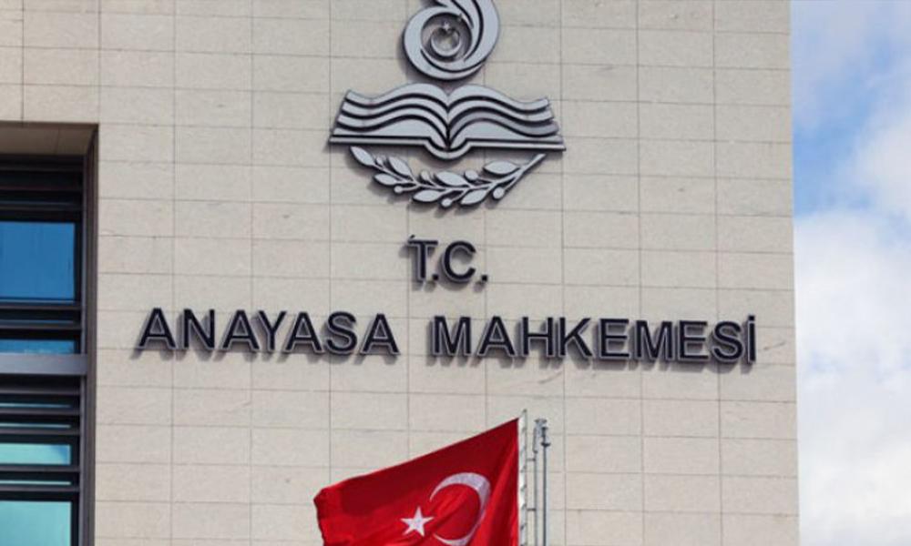 AYM'den 3 siyasi parti hakkında suç duyurusu