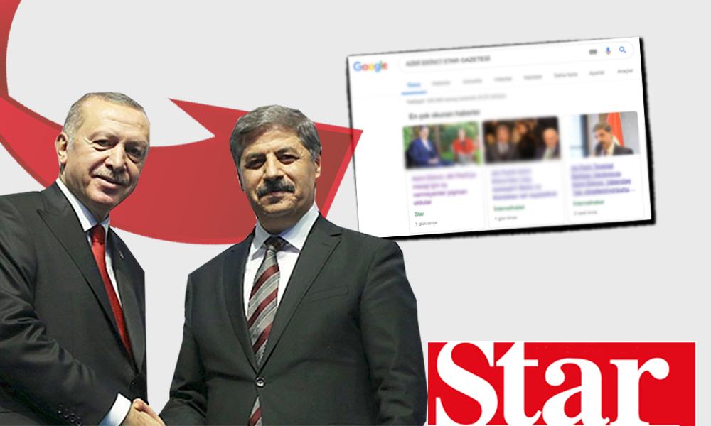 AKP'li isim açıkladı… Yandaş gazete kendi röportajını sansürledi