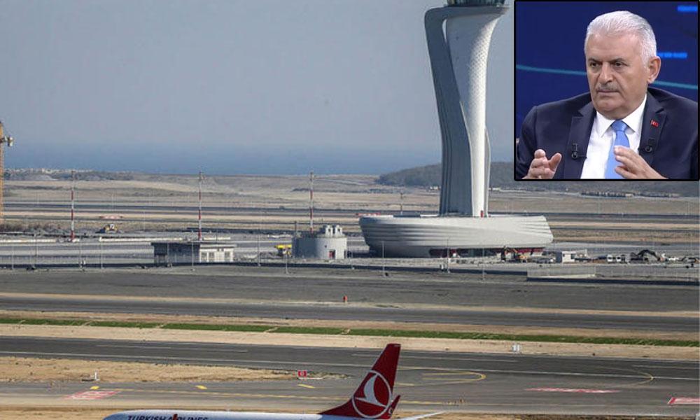 Eski THY Başkanı Topçu: İstanbul Havalimanı Binali Yıldırım'ın baskısıyla yapıldı