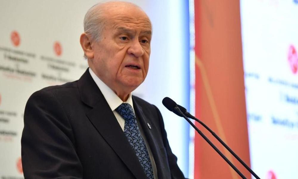 Flaş… MHP Genel Başkanı Devlet Bahçeli, Öcalan'ı savundu!