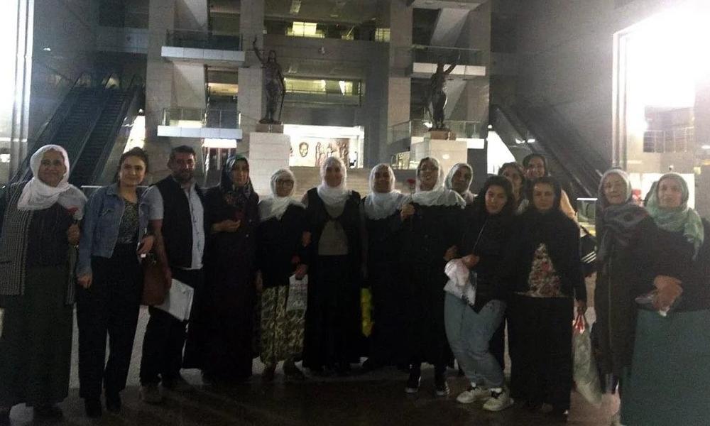Barış Anneleri'nin polis tutanağında tepki çeken ifade! 'Cahiller'