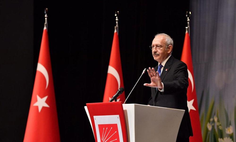 Kılıçdaroğlu'ndan belediye başkanlarına: Belediyelerdeki iyi bir yönetim bizi iktidara taşıyacaktır