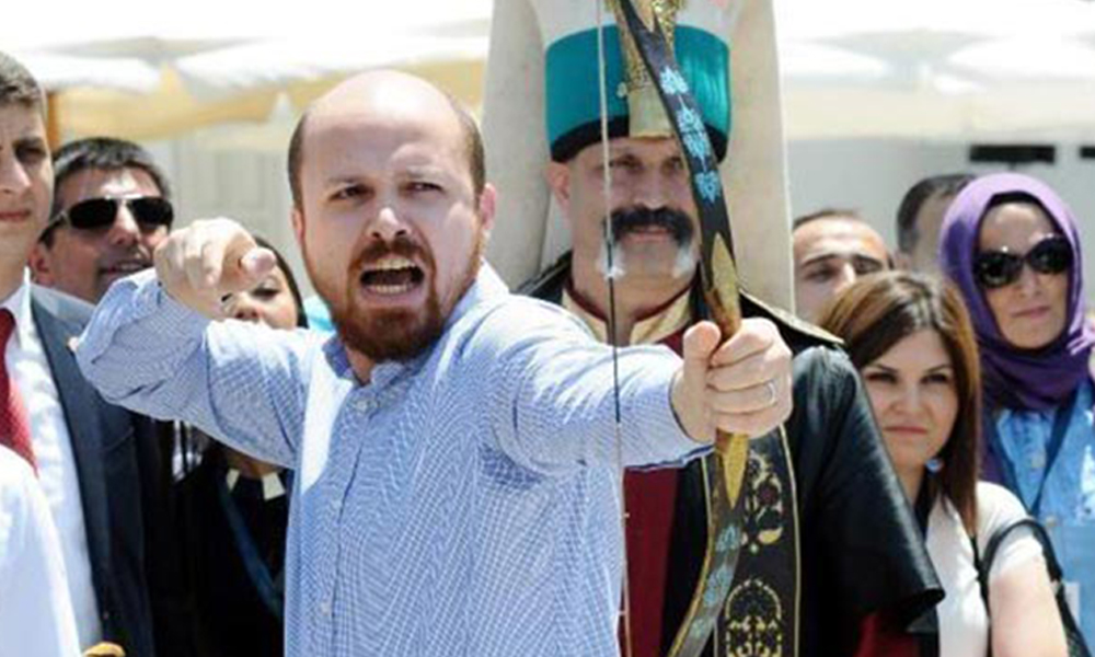 Bilal Erdoğan'dan Meral Akşener'e 'ok' yanıtı: Kendimizi de zor tutuyoruz