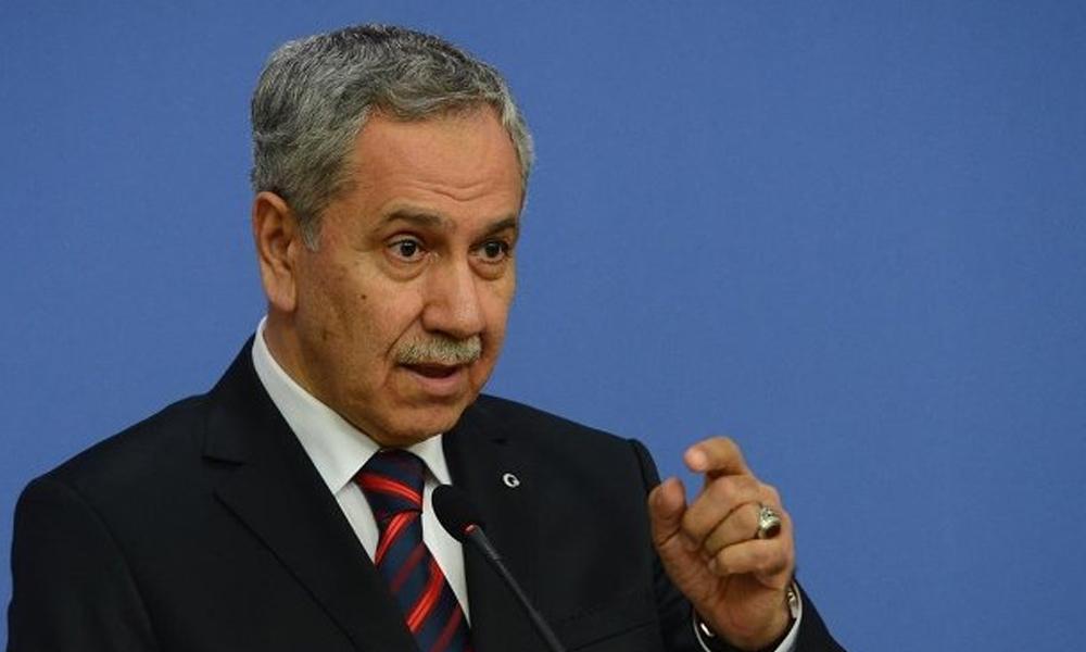 """Bülent Arınç'tan AKP'ye eleştiri: """"Biz bu hallere düşmezdik…"""""""