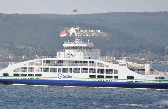 Çanakkale'de deniz ulaşımı yüzde 25 zamlandı!