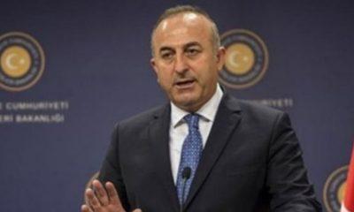Çavuşoğlu'ndan 'Montrö' açıklaması: Kimsenin endişesi olmamalı