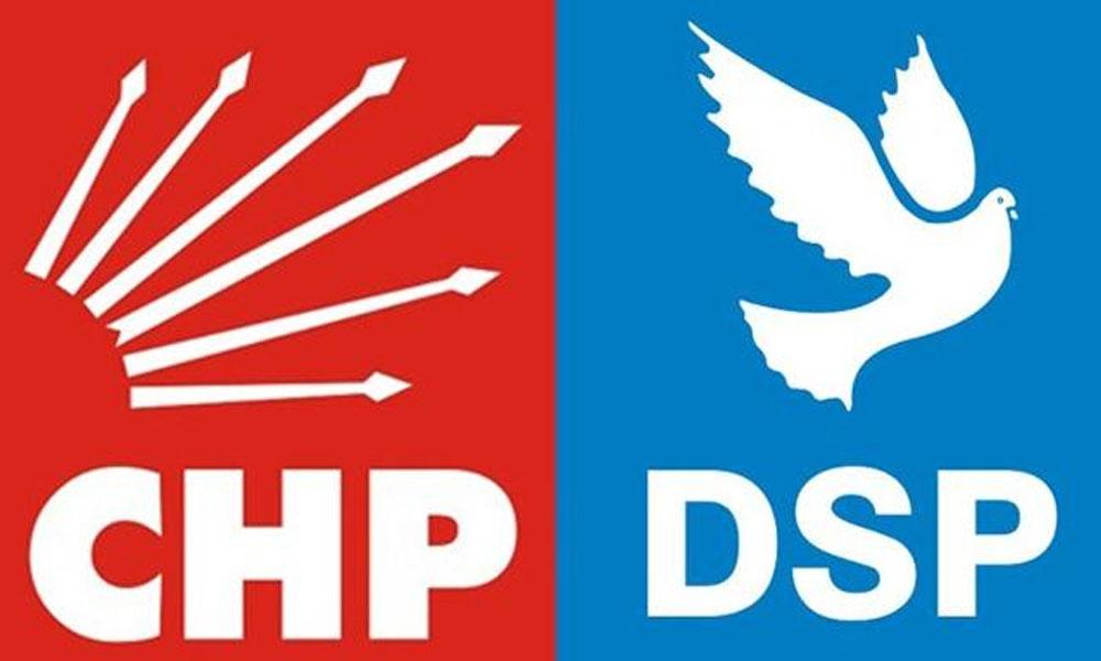 CHP'den DSP hamlesi