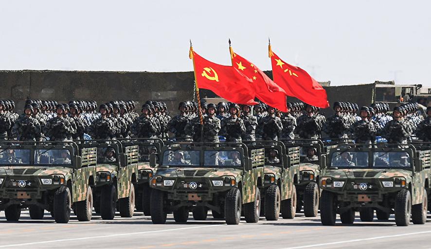 Çin Komünist Partisi'nden dikkat çeken Ticaret Savaşı paylaşımı!