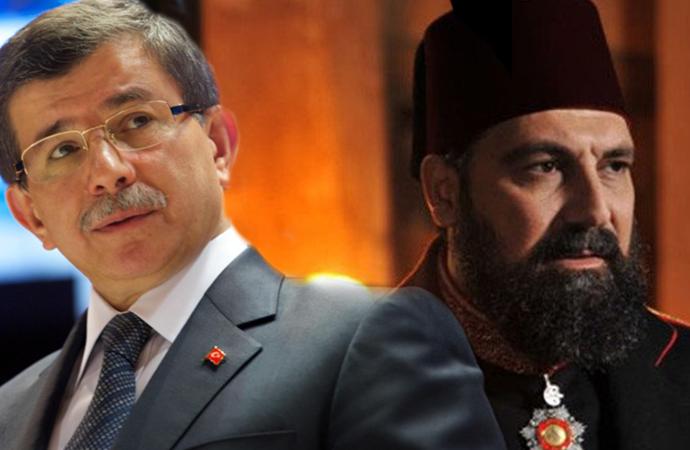 Davutoğlu'ndan Payitaht Abdülhamit cevabı: Lakin su hem güle yarar hem de dikene…