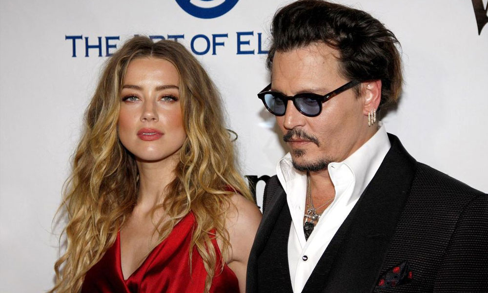 Johnny Depp, eski eşine şiddet uyguladığı gerekçesiyle dava açtı