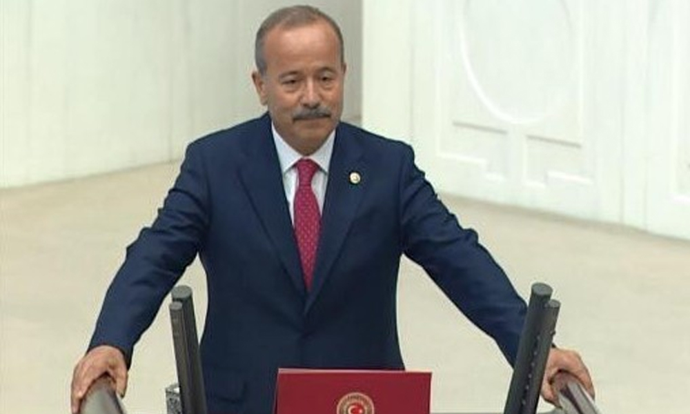 MHP'li vekilden 'Dersim' tehdidi!
