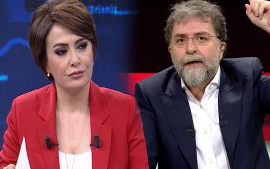 Ahmet Hakan'dan, Didem Arslan Yılmaz'a: Al sen yap bacım