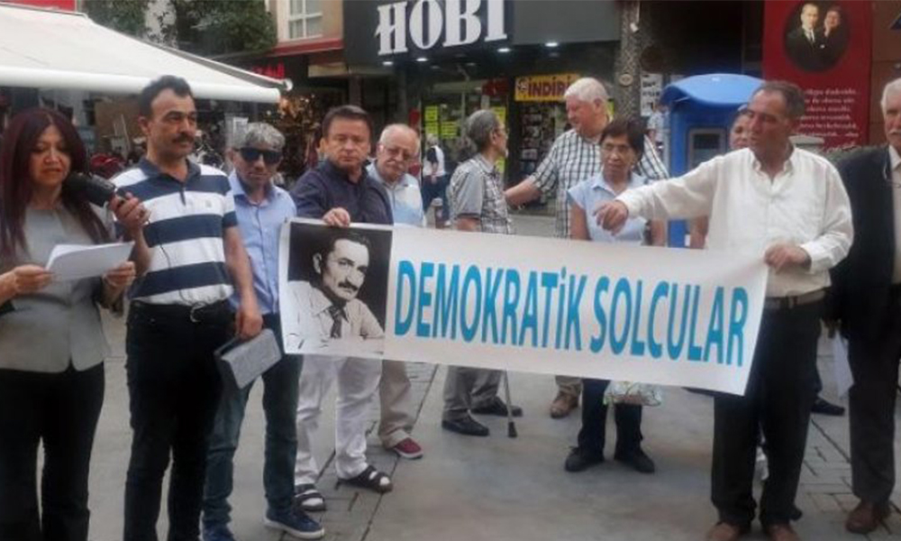 DSP'liler 'yeter artık' dedi! Önder Aksakal'a istifa çağrısı