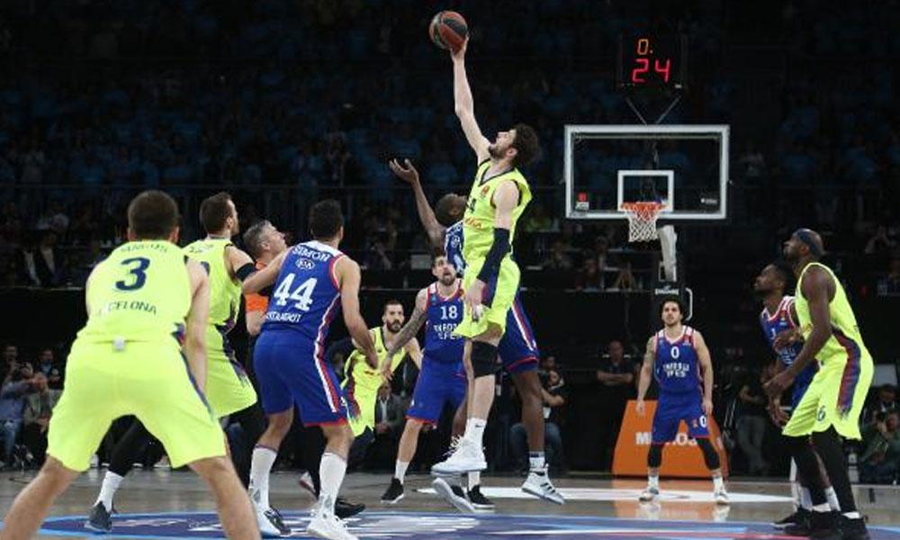 Anadolu Efes, Final Four'da