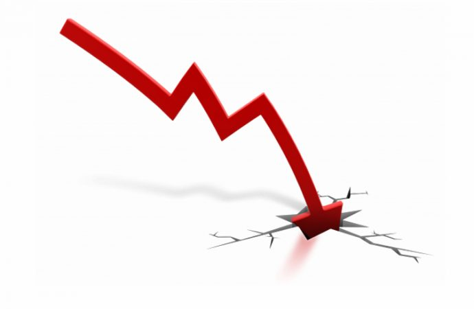 Kriz büyüyor! Bankalar 169 şube kapattı, 12 bin personel çıkardı!