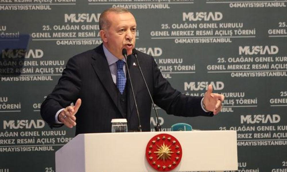 Köle toplumu özleminin itirafı! Erdoğan: Karnını doyuruyorsunuz, her türlü ihtiyacını karşılıyorsunuz yine de oy vermiyor…