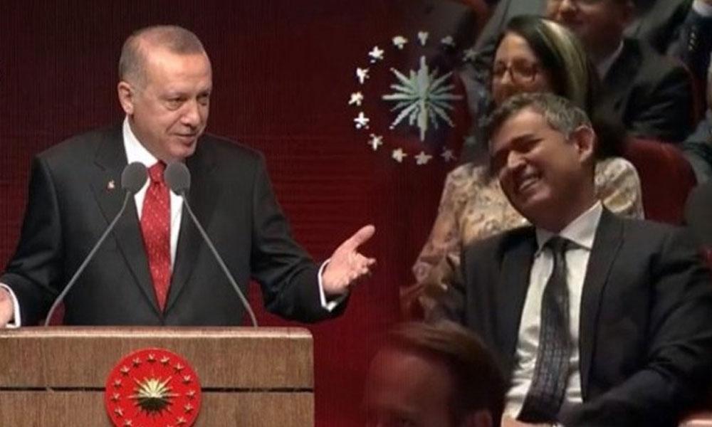 Metin Feyzioğlu, Erdoğan'ı neden alkışladığını açıkladı