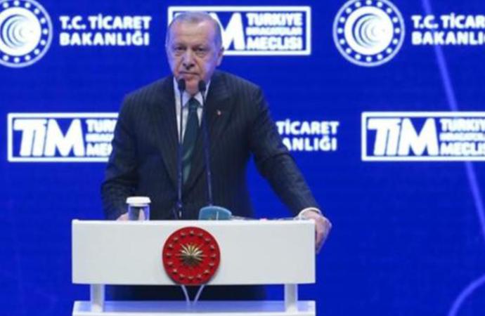 Erdoğan: Kafalarında bir Türk baharı var