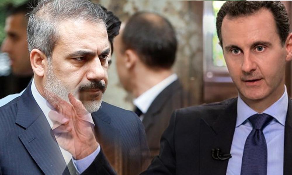 Esad açıkladı: Hakan Fidan ile görüştük, Erdoğan ile de görüşmeye hazırız