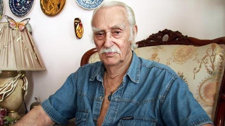 Usta sanatçı Eşref Kolçak hayatını kaybetti