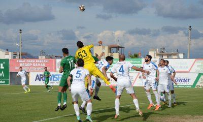 Serik Belediyespor – Karacabey Belediyespor: 1-0