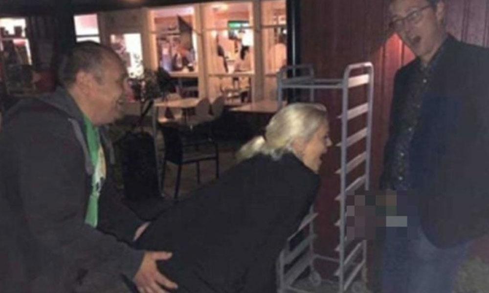 İsveç'te üç siyasetçiyi istifa ettiren fotoğraf