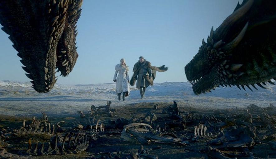 İstanbul'da Game of Thrones dizisinde ölenler için lokma dağıtıldı!
