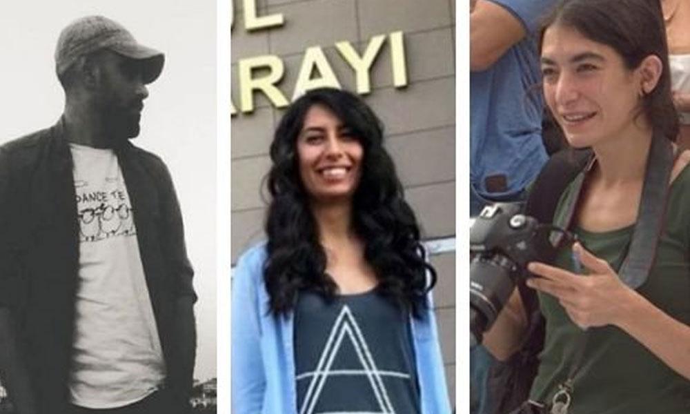 Bir gün içinde üç gazeteci gözaltına alındı