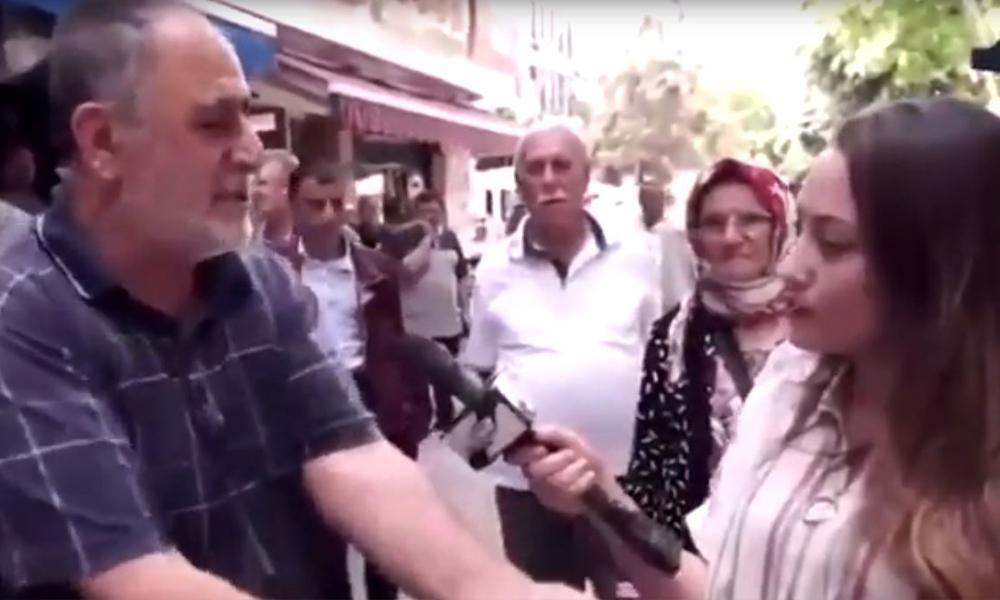 Erdoğan'dan başkasına oy vermeyen vatandaşın isyanı: Bir canımız var gelsin alsın