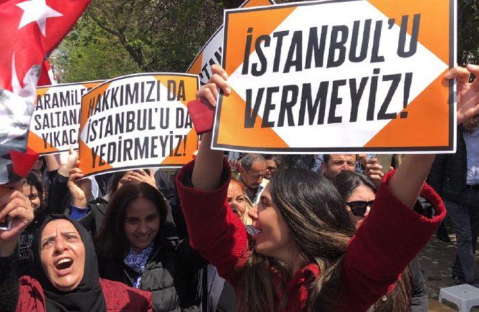 Halkevleri'nden İmamoğlu'na destek: Mücadelenin başarıya ulaşması halkın örgütlü gücüyle mümkündür!
