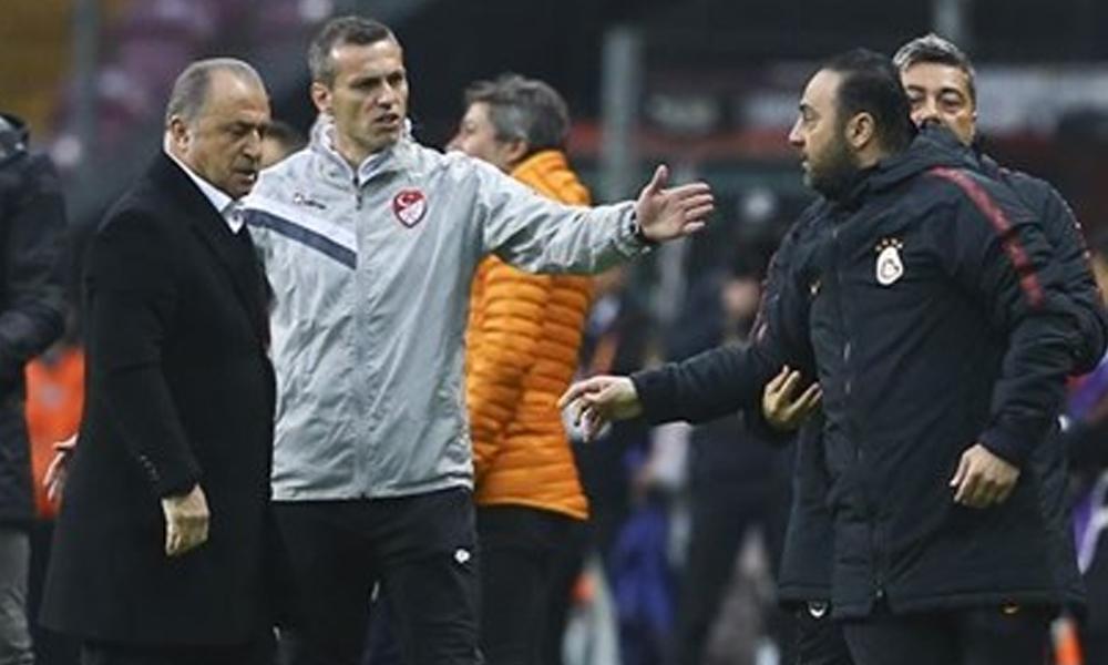 Hasan Şaş'a sekiz maç men cezası!