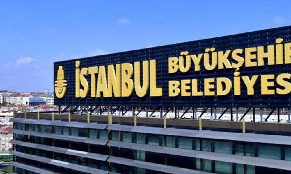 İBB'den 'Atatürk posteri ve bayrak' açıklaması