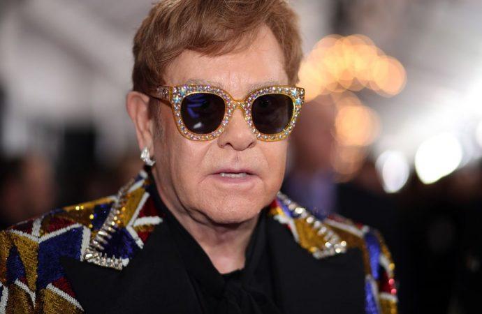 İngiliz şarkıcı Elton John: Emperyalist bir İngiliz gerizekalısı değilim