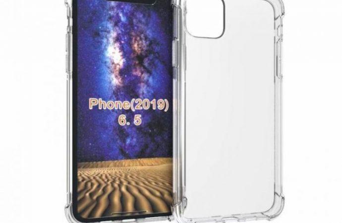 iPhone XI kılıfı ile karşımıza çıktı!