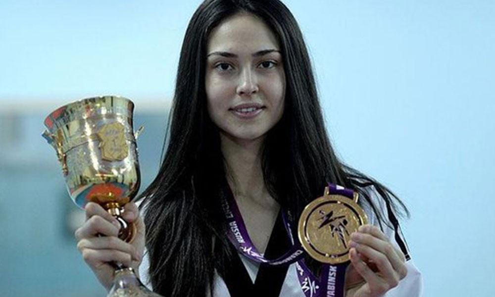 İrem Yaman Dünya şampiyonu oldu