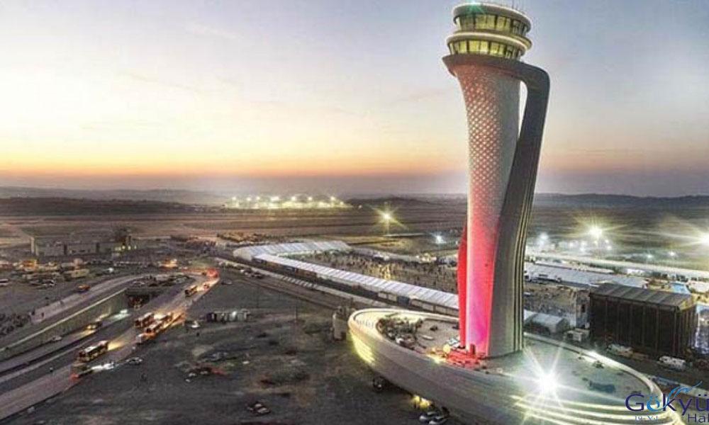 Uçakların inemediği İstanbul Havalimanı'na 'Özel Başarı Ödülü' ödülü