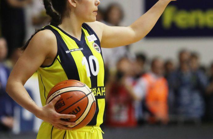 Kadınlar BSL'de şampiyon Fenerbahçe