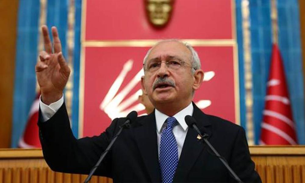 Kemal Kılıçdaroğlu: 'Kim azmettirdi, sahte plaka ile neden geziyorlar'